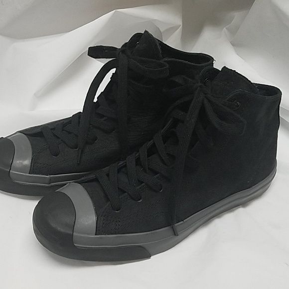 e4175dcb1b3a Converse Other - Rare Jack Purcell Converse JP Black Hightops